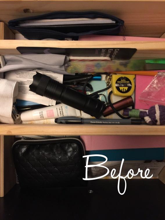 Bedside - Before